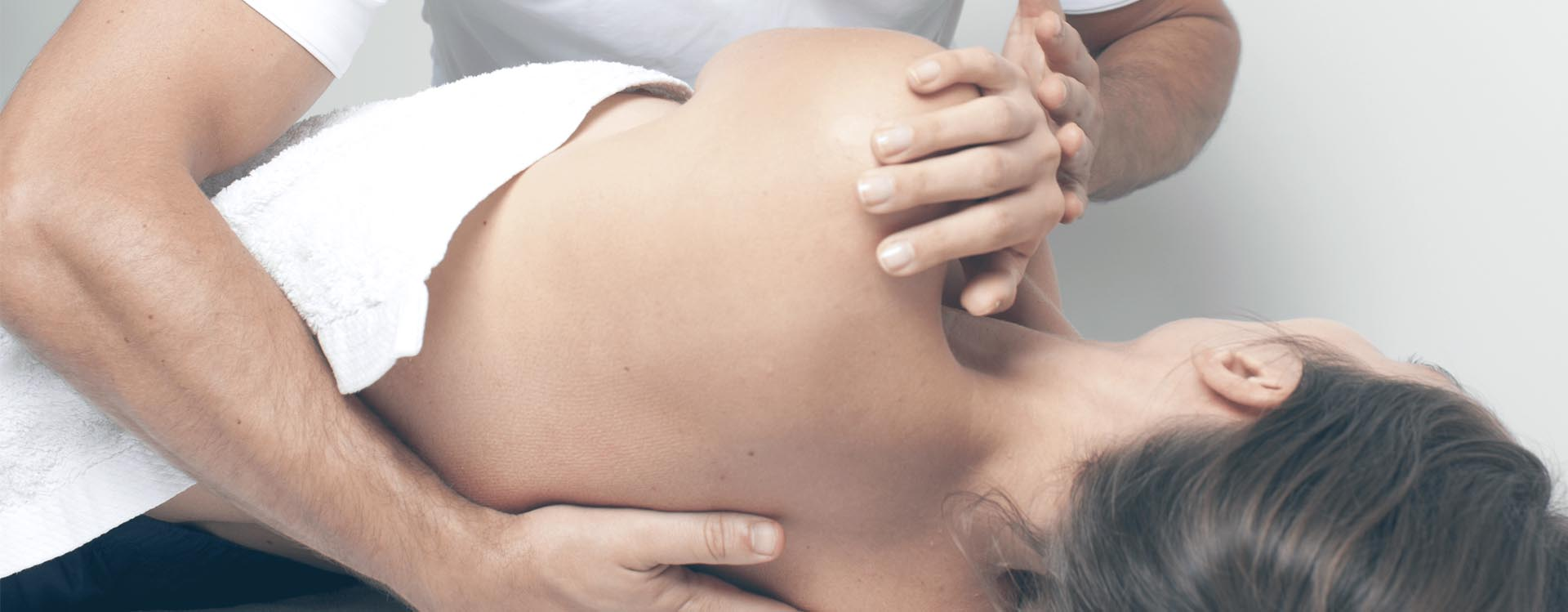 Manual therapy and massage