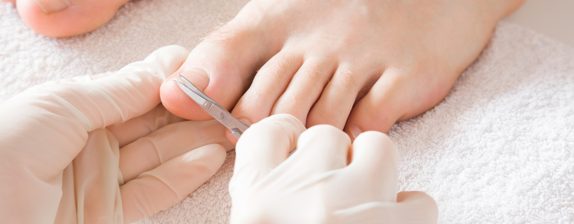 Medical pedicure